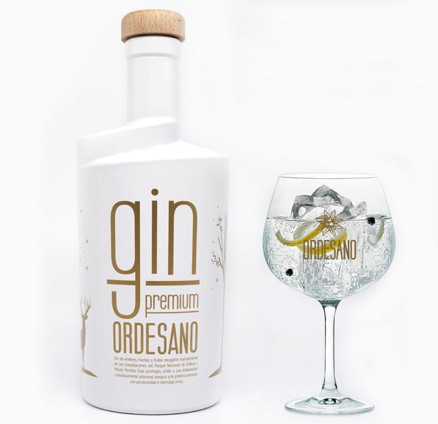 Gin Ordesano Edicion Navidad