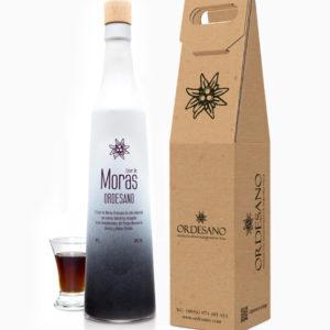 Licor de Moras 70 cl.