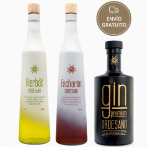 Pack promocional Licores + Gin