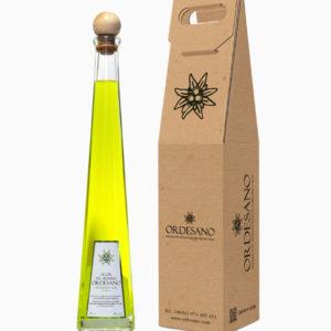 licor de hierbas, orujo Ordesano